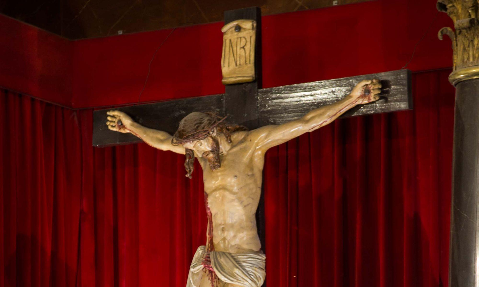 Parroquia del Santísimo Cristo de la Salud - AÑO JUBILAR
